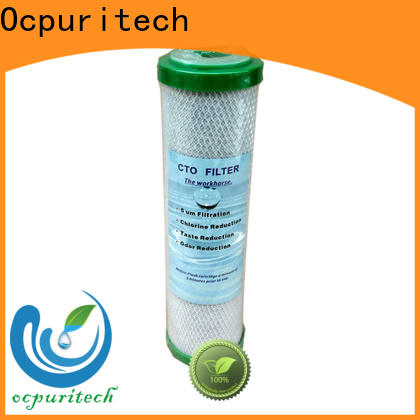 Ocpuritech commercial water purifier cartridge price supply for household
