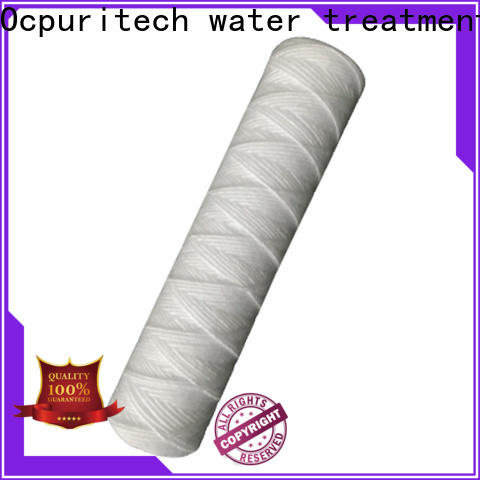Ocpuritech blown whole house sediment water filter suppliers for household