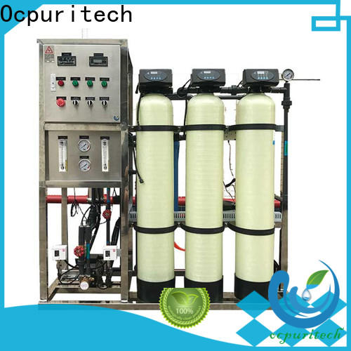 Ocpuritech treatment reverse osmosis unit supplier for seawater