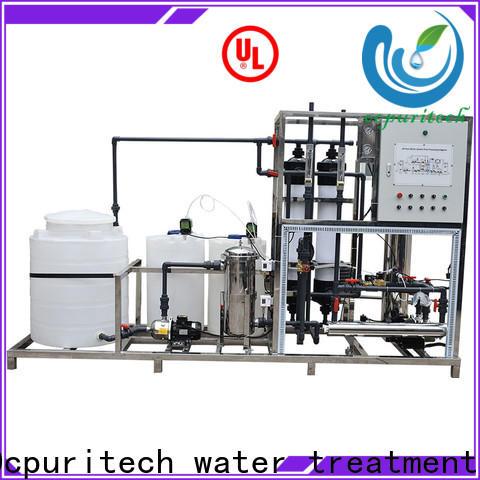 Ocpuritech 500lph ultrafiltration water treatment wholesale for seawater