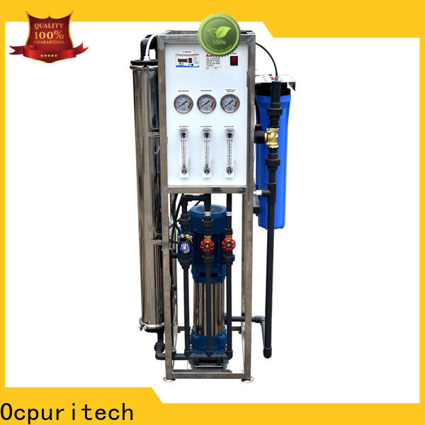 Ocpuritech 2000lph ro purifier price suppliers for seawater