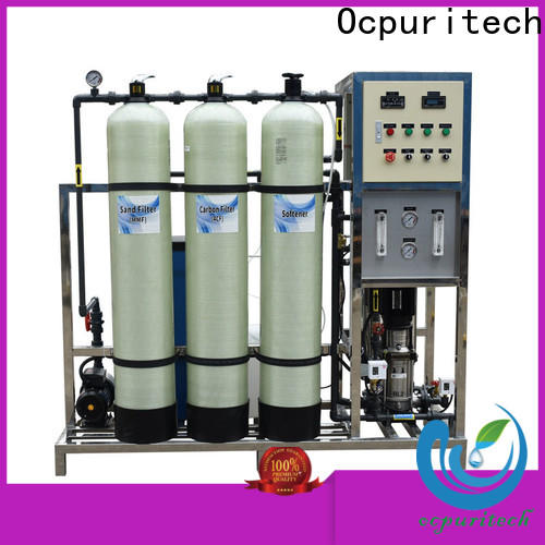 top reverse osmosis system manufacturers manual supplier for seawater