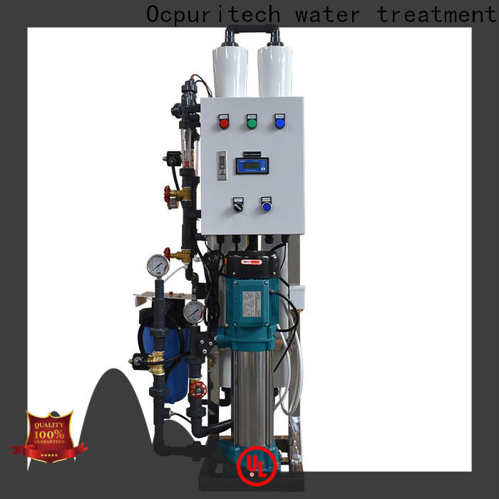 Ocpuritech system pure water treatment plant company for industry