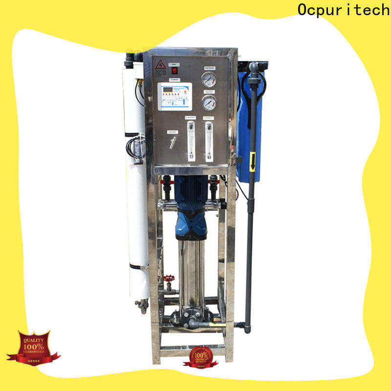 industrial pure water treatment plant commercial directly sale for factory
