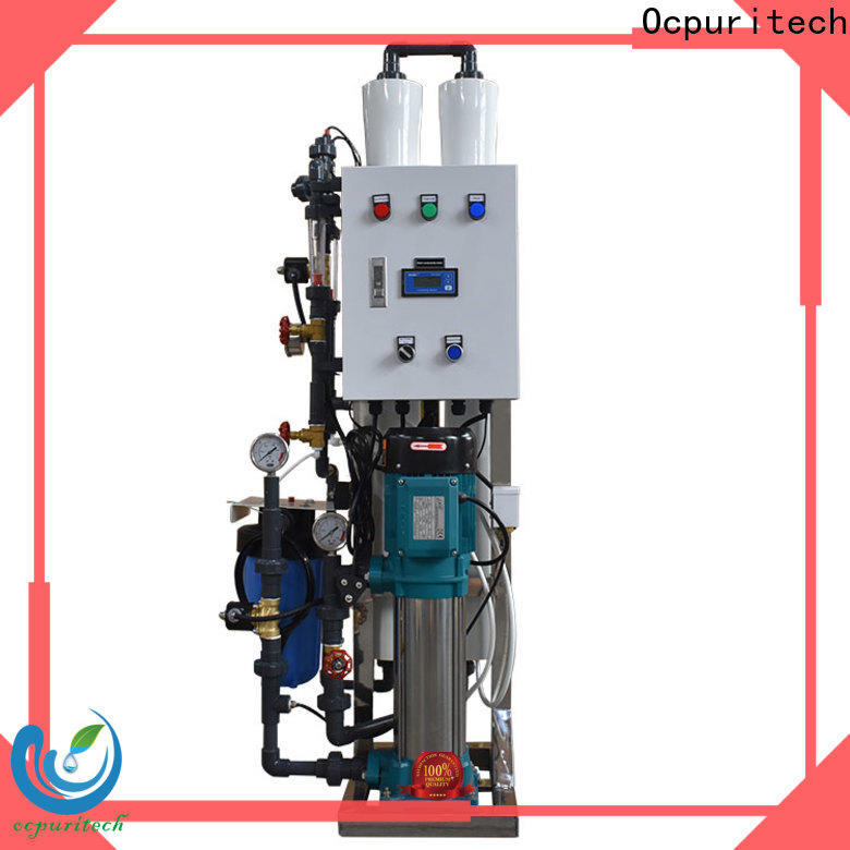 Ocpuritech treatment water treatment systems directly sale for factory