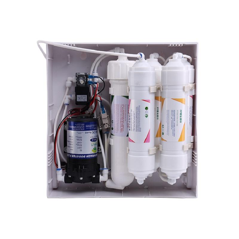 product-75GPD Home Small Water Treatment Plant Household RO Purifier Machine-Ocpuritech-img-1