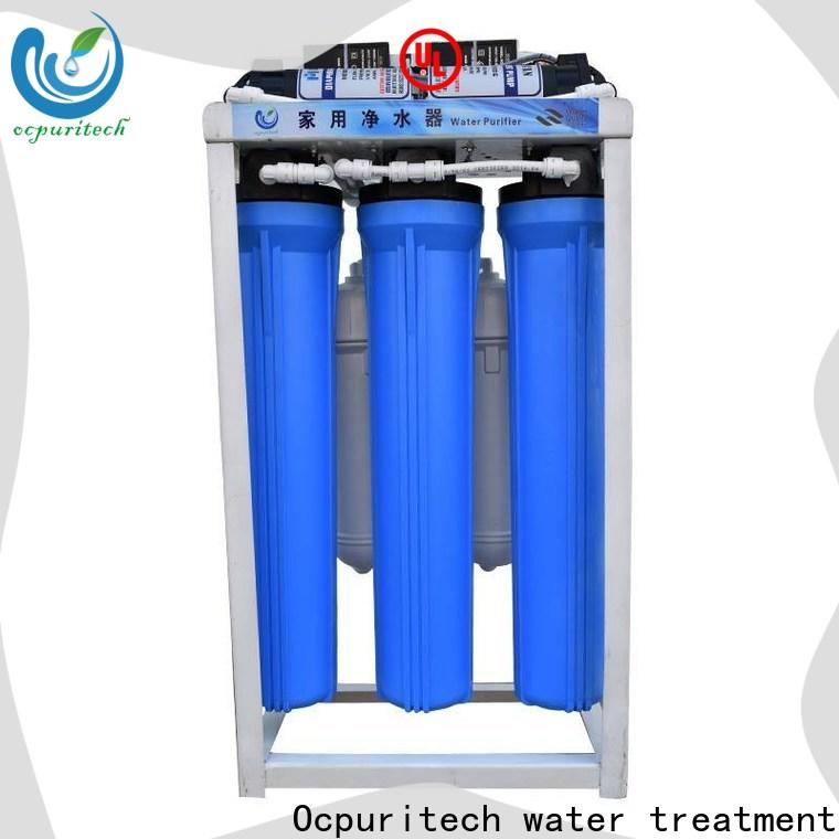 Ocpuritech osmosis commercial water purifier for food industry