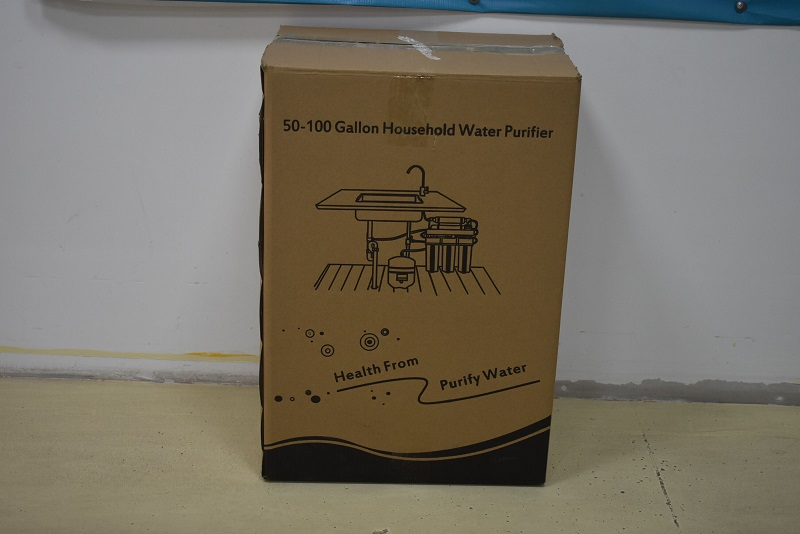 product-500GPD Kitchen Home Multi-Function RO Water filter Systems Purified Water Treatment Purifica-2