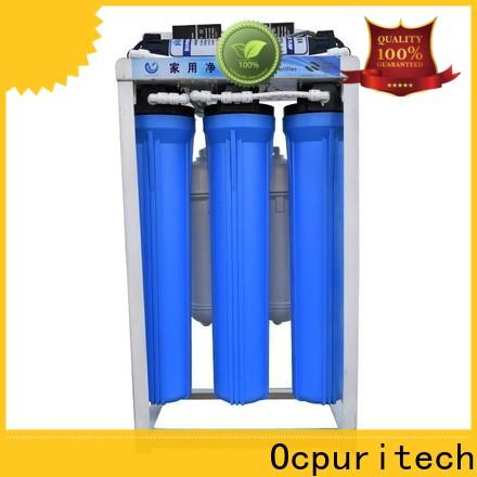 Ocpuritech commercial water purifier supply for food industry