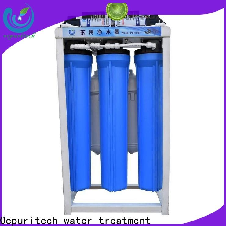 Ocpuritech system commercial water purifier suppliers for agriculture