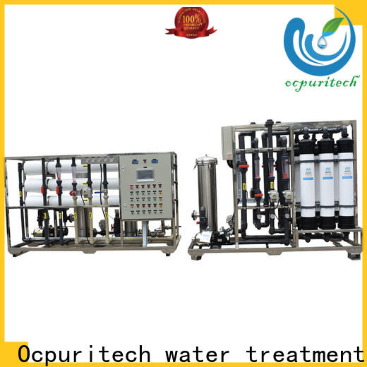 ultrafilter treatment supply for seawater