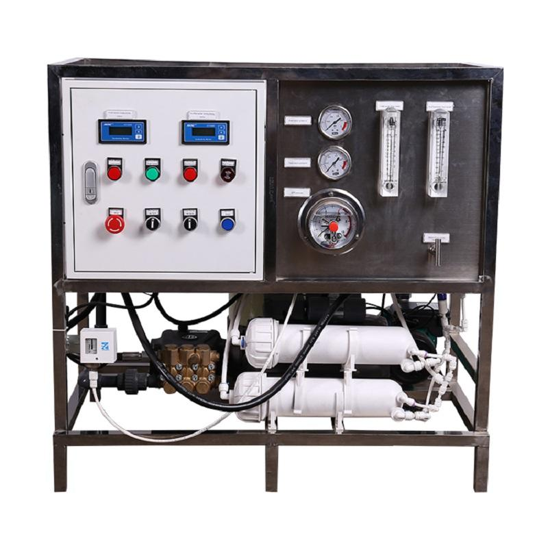 1000l reverse osmosis seawater desalination process desalination and water treatment plant cost
