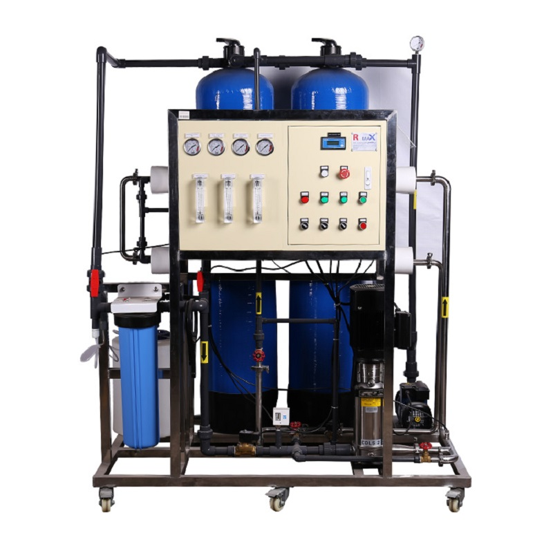 product-Ocpuritech-600lph water filter machine for drinking water small RO system water treatment pl