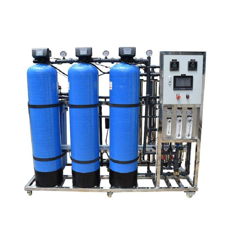 1000 liter ro plant price water treatment system remote industrial pure water making machine