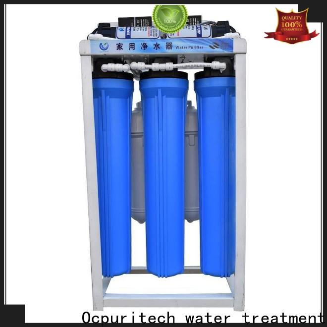 Ocpuritech quality commercial ro system manufacturers for seawater
