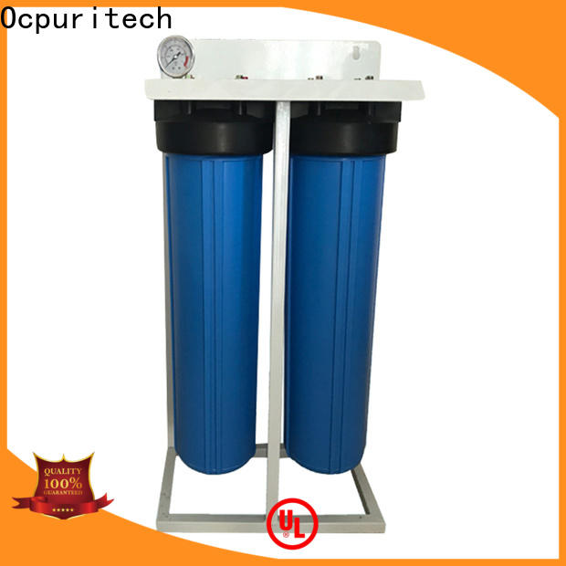 commercial water filtration system housing wholesale for agriculture