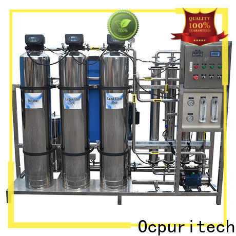 Ocpuritech uf water purification unit manufacturers for chemical industry