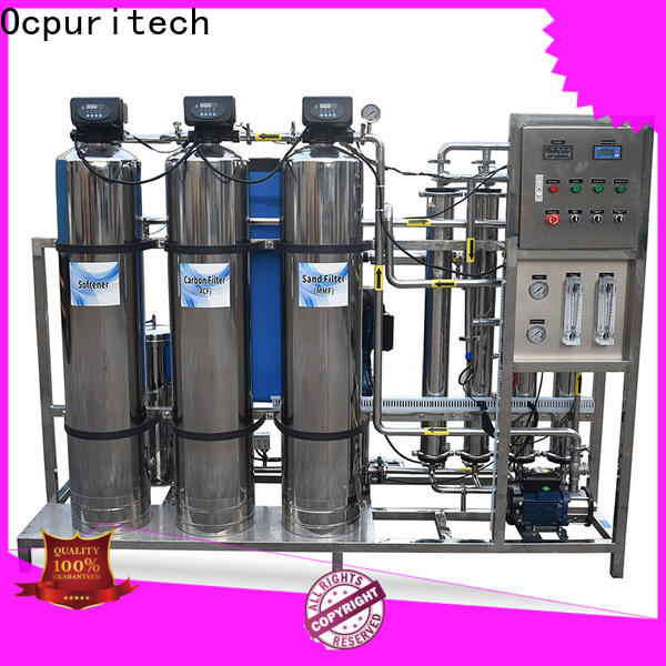Ocpuritech desalination water treatment systems series for factory