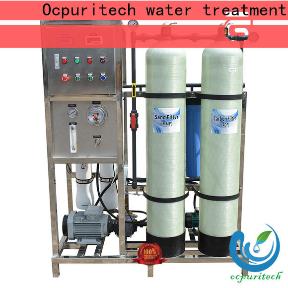 Ocpuritech 500lph ultrafiltration system manufacturers manufacturers for factory