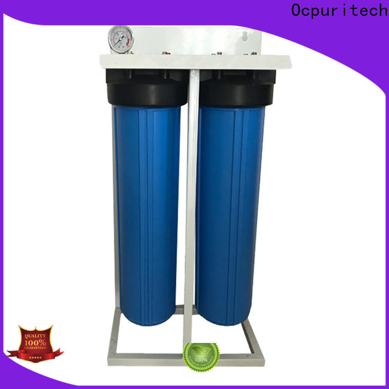 Ocpuritech pretreatment home filtration system suppliers for seawater