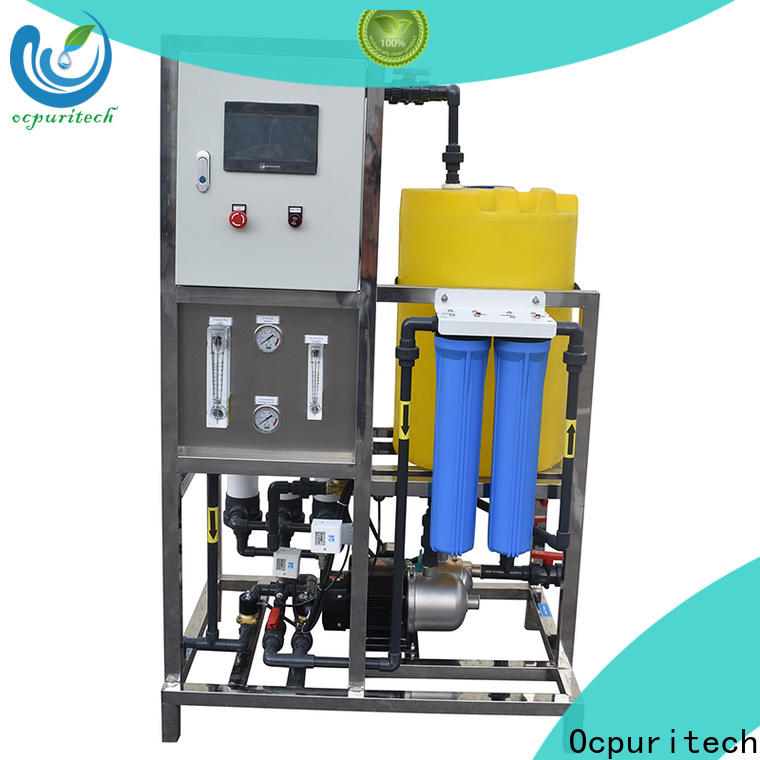 Ocpuritech treatmentpurification ultrafiltration water system company for seawater