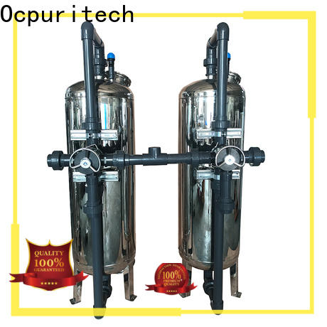 Ocpuritech mechanical high pressure water filter with good price for household