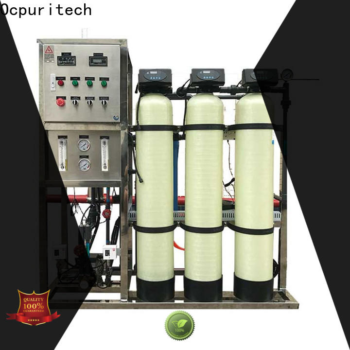new reverse osmosis water treatment purification supply for agriculture