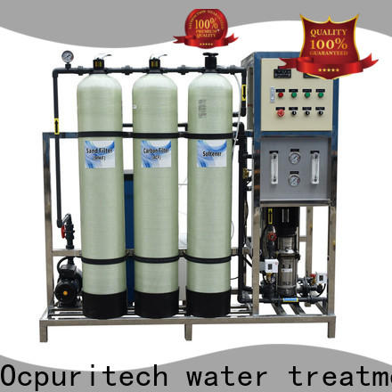 top reverse osmosis water filtration popular factory for seawater