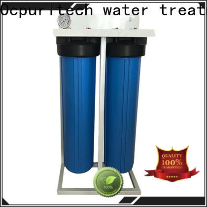 best top water filters blue for food industry