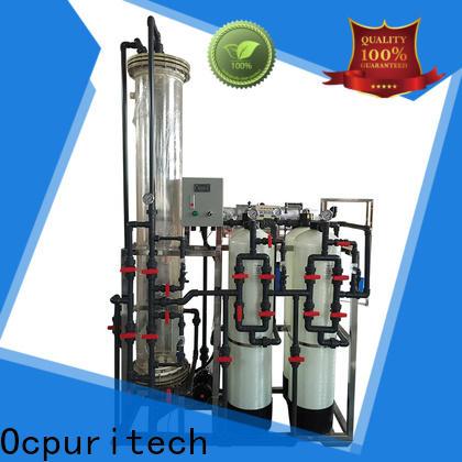 Ocpuritech deionized deionized water machine manufacturers for business