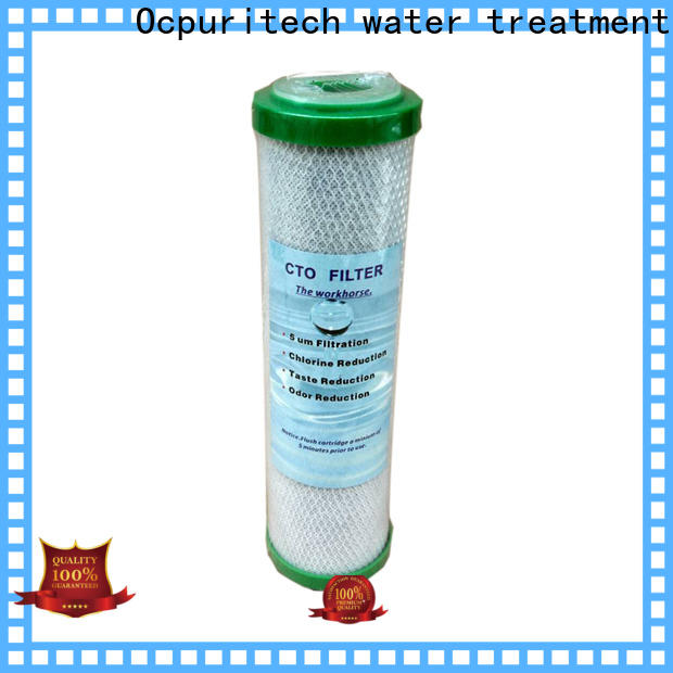 Ocpuritech filter refillable water filter cartridge for business for business