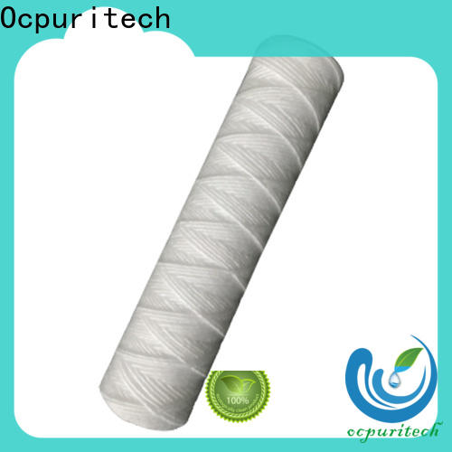 Ocpuritech melt in line water filter cartridges with good price for business