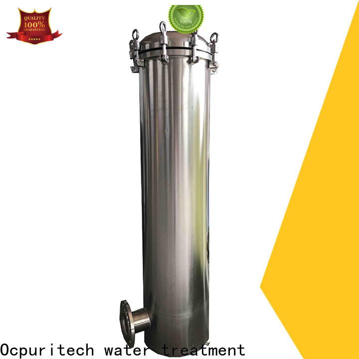 Ocpuritech stainless liquid filter for business
