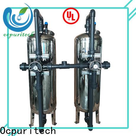 industrial pressure filtration sand design for household