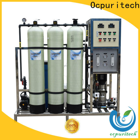 Ocpuritech 250lph reverse osmosis system cost for agriculture