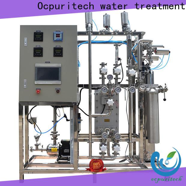 Ocpuritech deionized edi electrical factory for food industry