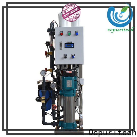 Ocpuritech water commercial reverse osmosis system company for agriculture