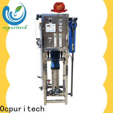 Ocpuritech high-quality mineral water treatment plant factory price for food industry