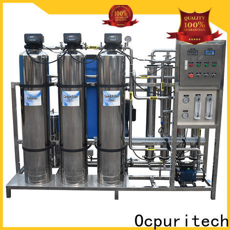 Ocpuritech industrial ro water filter for business for seawater