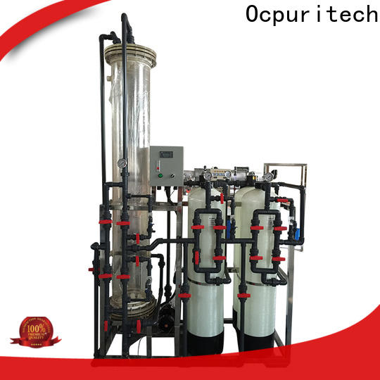 Ocpuritech water industrial deionized water system for business for business