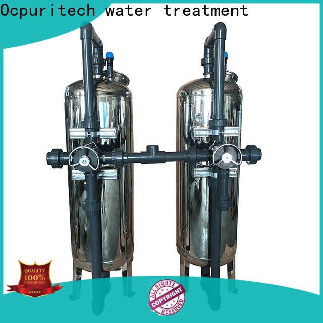 Ocpuritech strength high pressure water filter inquire now for business