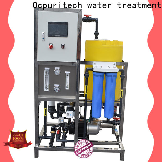 4000lph water purification unit latest manufacturer for factory