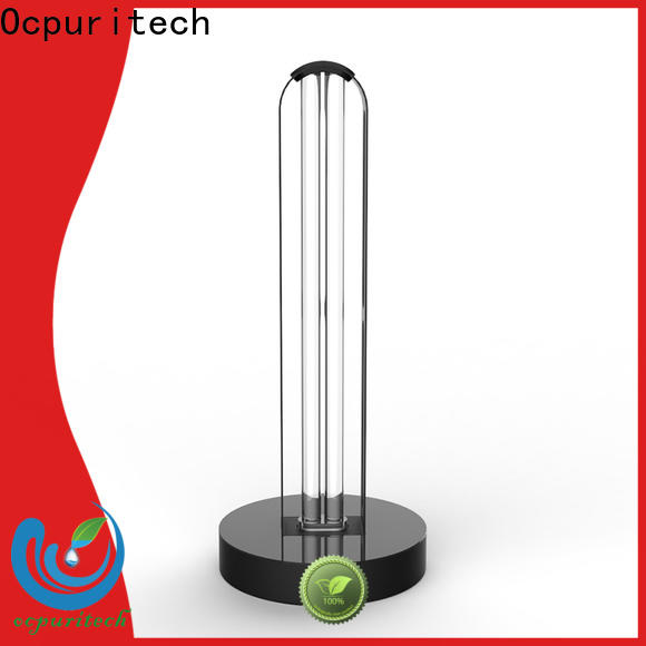 Ocpuritech sterilizer water purification unit for industry