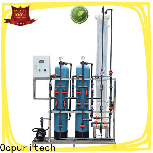 Ocpuritech treatment deionizer manufacturers for business