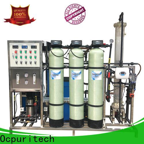 Ocpuritech latest deionized water filter design for household