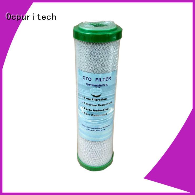 sturdy water filter cartridges design for medicine