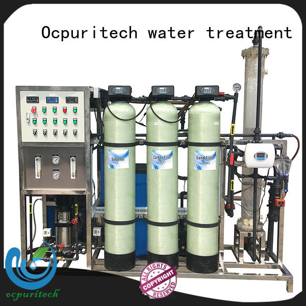 hot selling water treatment system manufacturer directly sale for factory