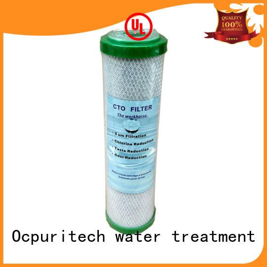 Ocpuritech filter cartridges factory for business