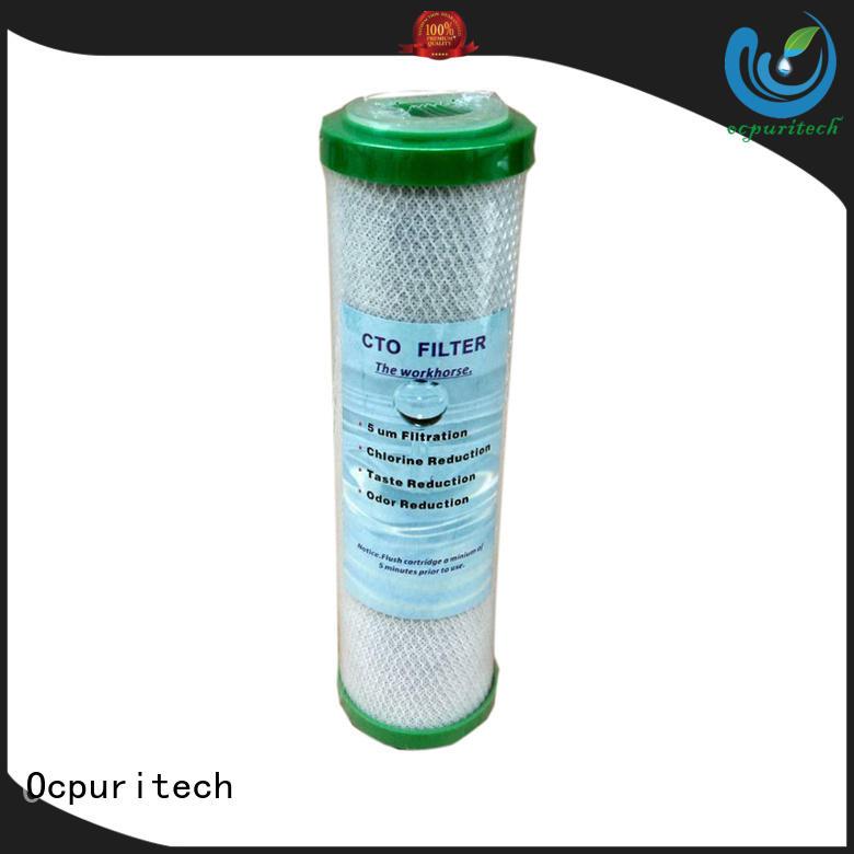Quality Ocpuritech Brand water cartridge low cost