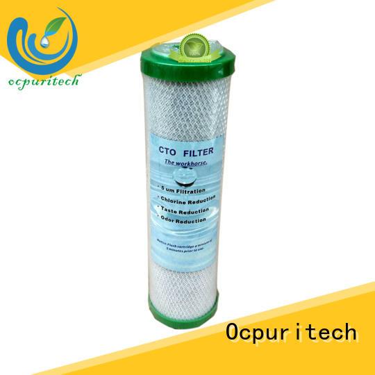Ocpuritech Brand Service life:3-6 months filter cartridges low cost factory